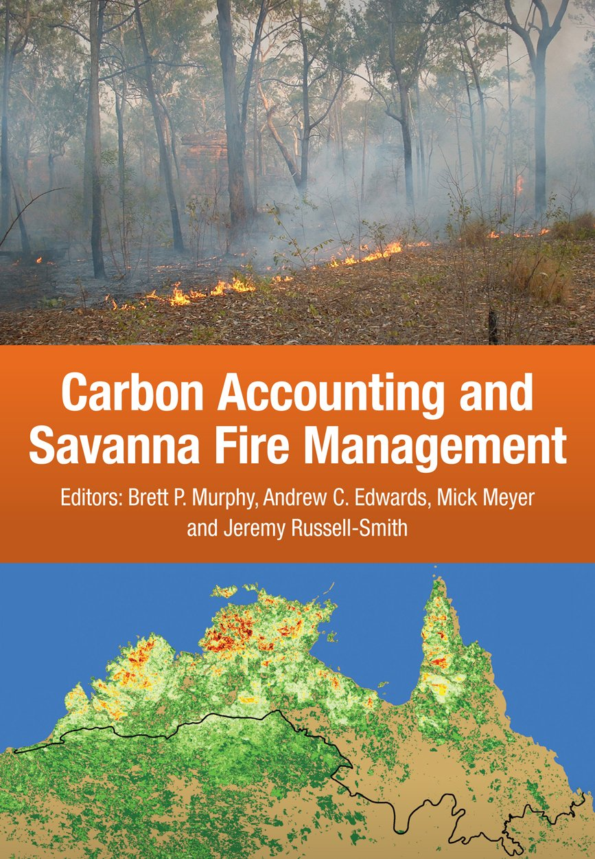Carbon Accounting and Savanna Fire Management book cover